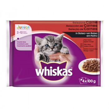Whiskas Selección Carnes...