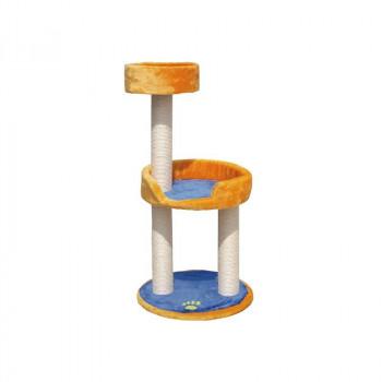 Rascador Gato Azul | Naranja