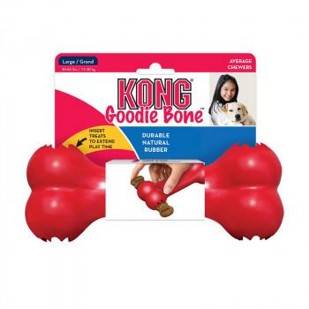 Kong Goodie Bone Rojo