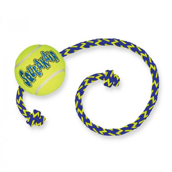 SqueakAir® Balls with Rope...