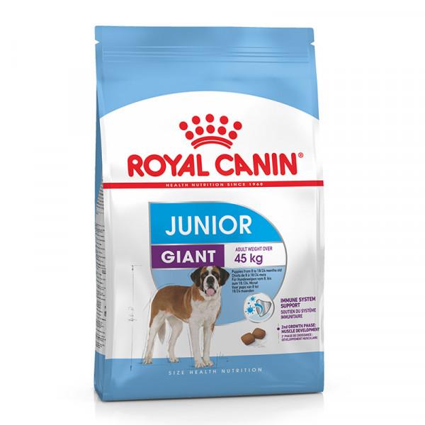 Royal Canin Giant Junior -...
