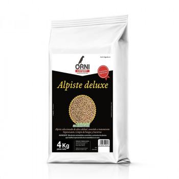 Alpiste Deluxe | 4 kg.