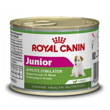 Royal Canin Junior - lata...