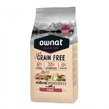 Ownat Just Grain Free Duck...