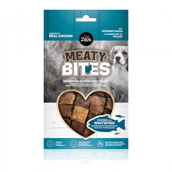 Meaty Bites Pescado Blanco...