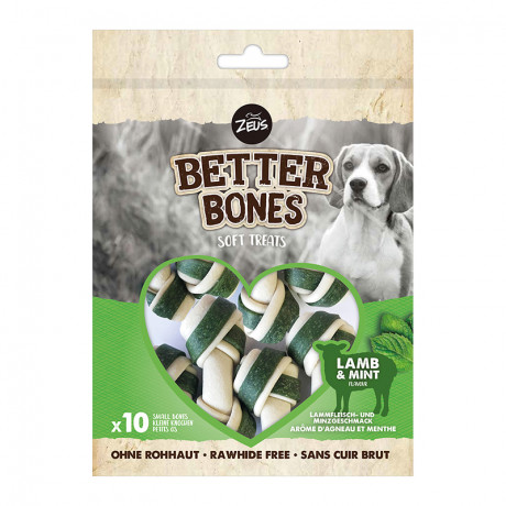 BETTER BONES HUESOS CORDERO/MENTA 219 gr