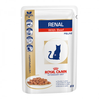 Royal Canin Renal with Beef...