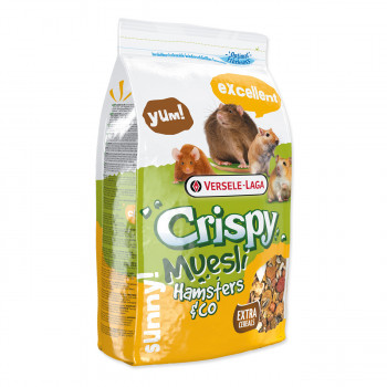 Crispy Muesli Hamster & Co...