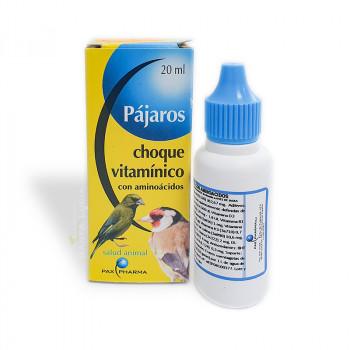 Choque Vitamínico con...