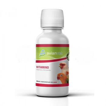 Vitamino Líquido | 100 ml.