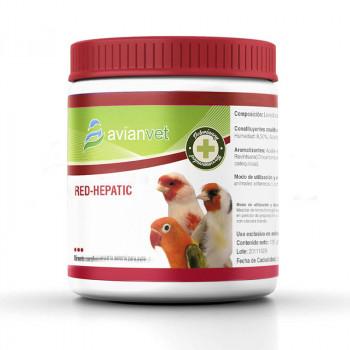 Red Hepatic | 100 gr.