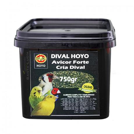 AVICOR FORTE CRIA 750 gr DIVAL
