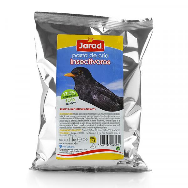 Pasta de Cría Insectívoros...