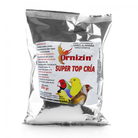 SUPER TOP CRIA 200 gr ORNIZIN