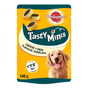 Pedigree Tasty Minis Queso...