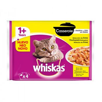 Whiskas Selección Aves - 4...