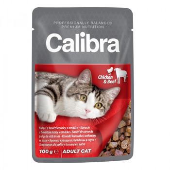 Calibra Cat Adult Pouch...
