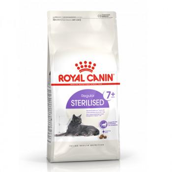 Royal Canin Sterilised +7 -...