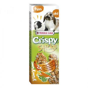 Crispy Sticks Conejo y...