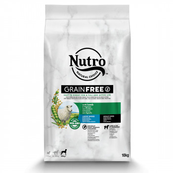Grain Free Grande Cordero |...