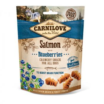 Crunchy Salmón y Arándanos...