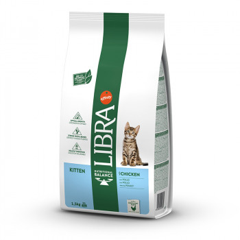 Libra Affinity Kitten - 1,5...