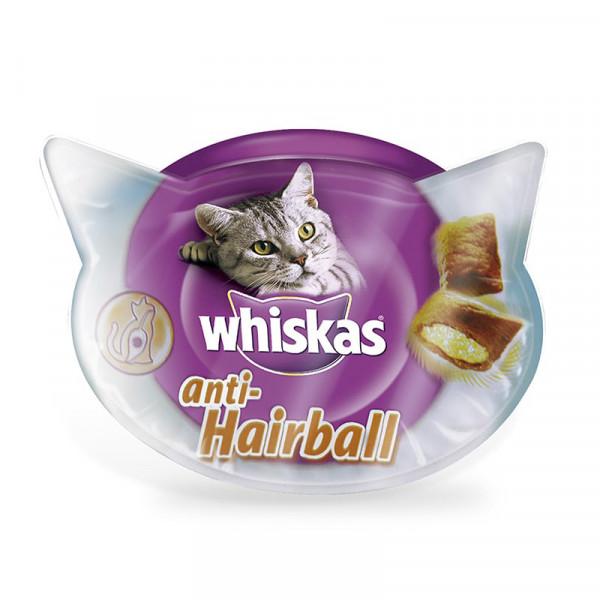 Whiskas Anti-Hairball   60 gr.