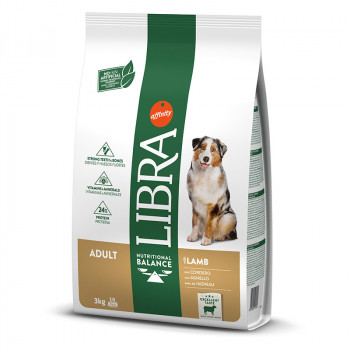 Libra Affinity Adult Lamb -...