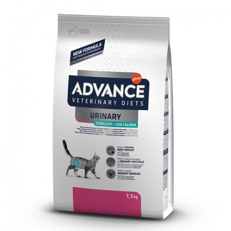ADVANCE VETERINARY CAT URI STERILISED 2,5 Kg