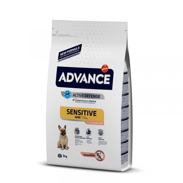 Advance Sensitive Mini - 3 kg.