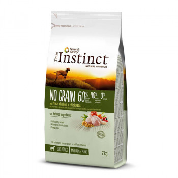 True Instinct No Grain...