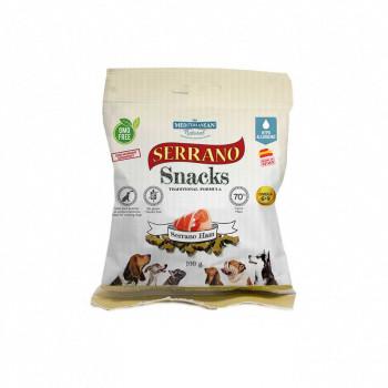 Serrano Snacks Jamón - 100 gr.