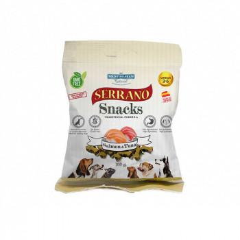 Serrano Snacks Salmón y...