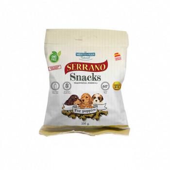 Serrano Snacks for Puppies...