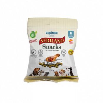 Serrano Snacks Pavo - 100 gr.