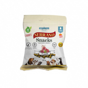 Serrano Snacks Cordero -...