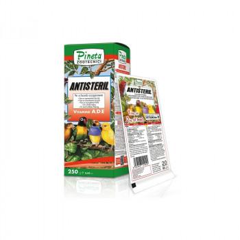 Antisteril A, D3, E 250 gr.