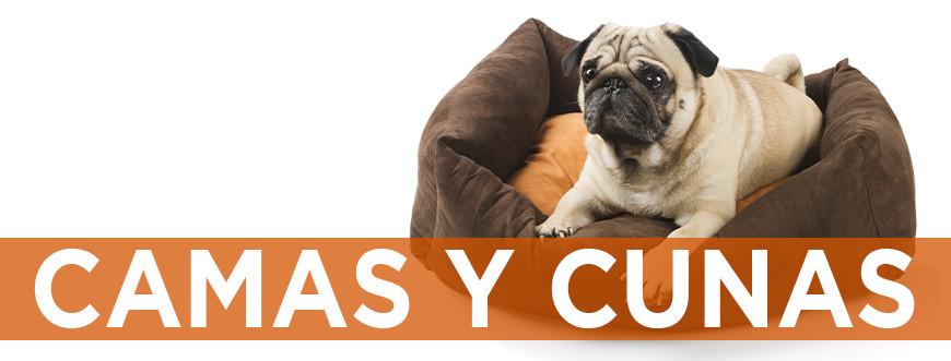 Camas, cojines, cunas para perros