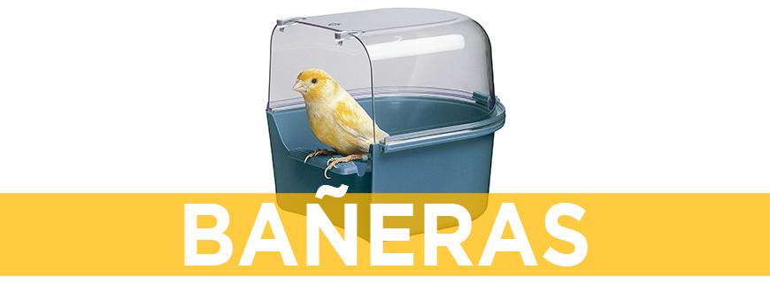 Bañeras para Pájaros