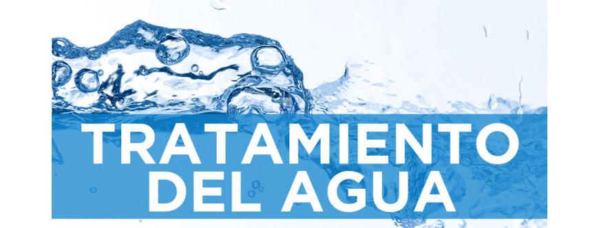 Productos para el tratamiento y cuidado del acuario