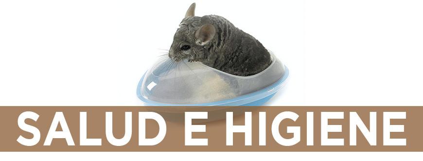Salud e Higiene de nuestros roedores