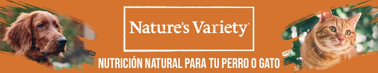Nature's Variety perros y gatos